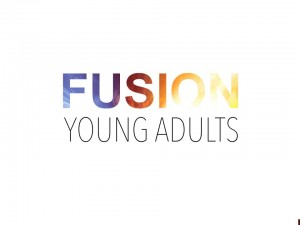 Fusion young adults logo